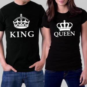 тениски_за_влюбени_king_and_queen