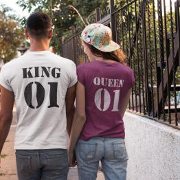 тениски за двойки king 01 queen 01