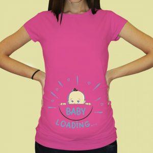 Тениски с щампа за бременни - тениски_за_бременни_pr-061
