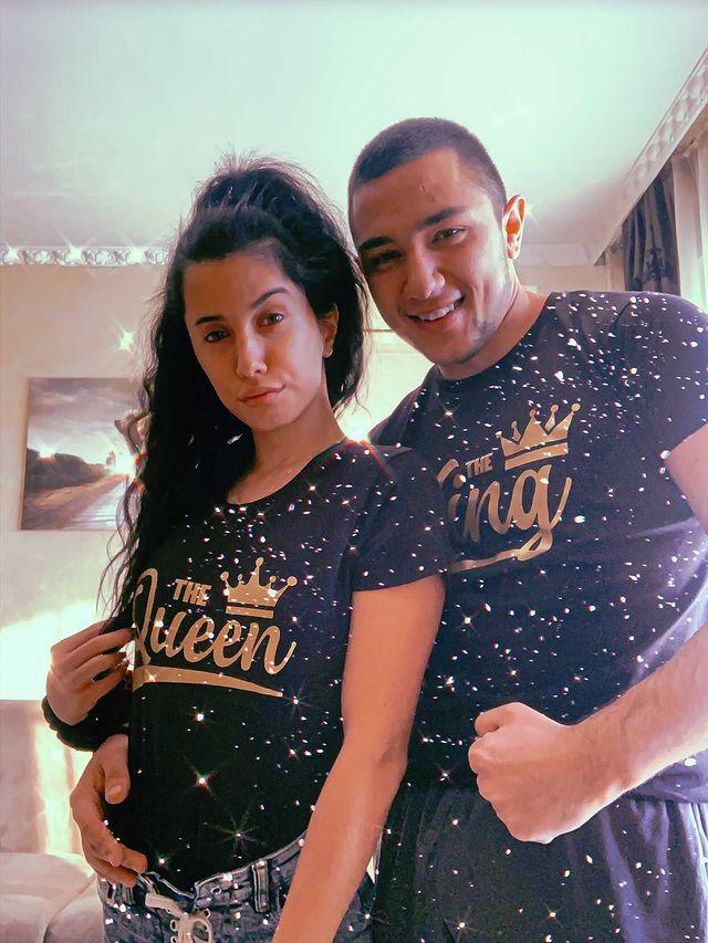 тениски за двойки kinf queen